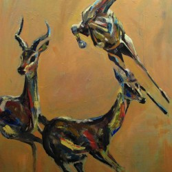 three impala